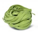 Πράσινα Tagliatelle με 4 τυριά